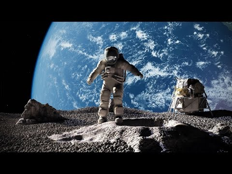 С точки зрения науки: Заселение луны. National Geographic. Космос 2017. Наука и образование - Ржачные видео приколы