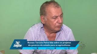 Russas: Tarcísio Paiva da EMATERCE, fala sobre os projetos do governo do estado para os agricultores.