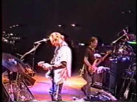 james gang reunion - cleveland ohio 1991