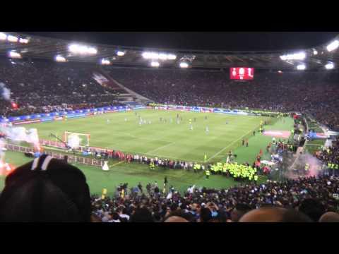 Finale Coppa Italia Fiorentina-Napoli 1-3 03-05-14 Primo Gol Insigne Live in HD