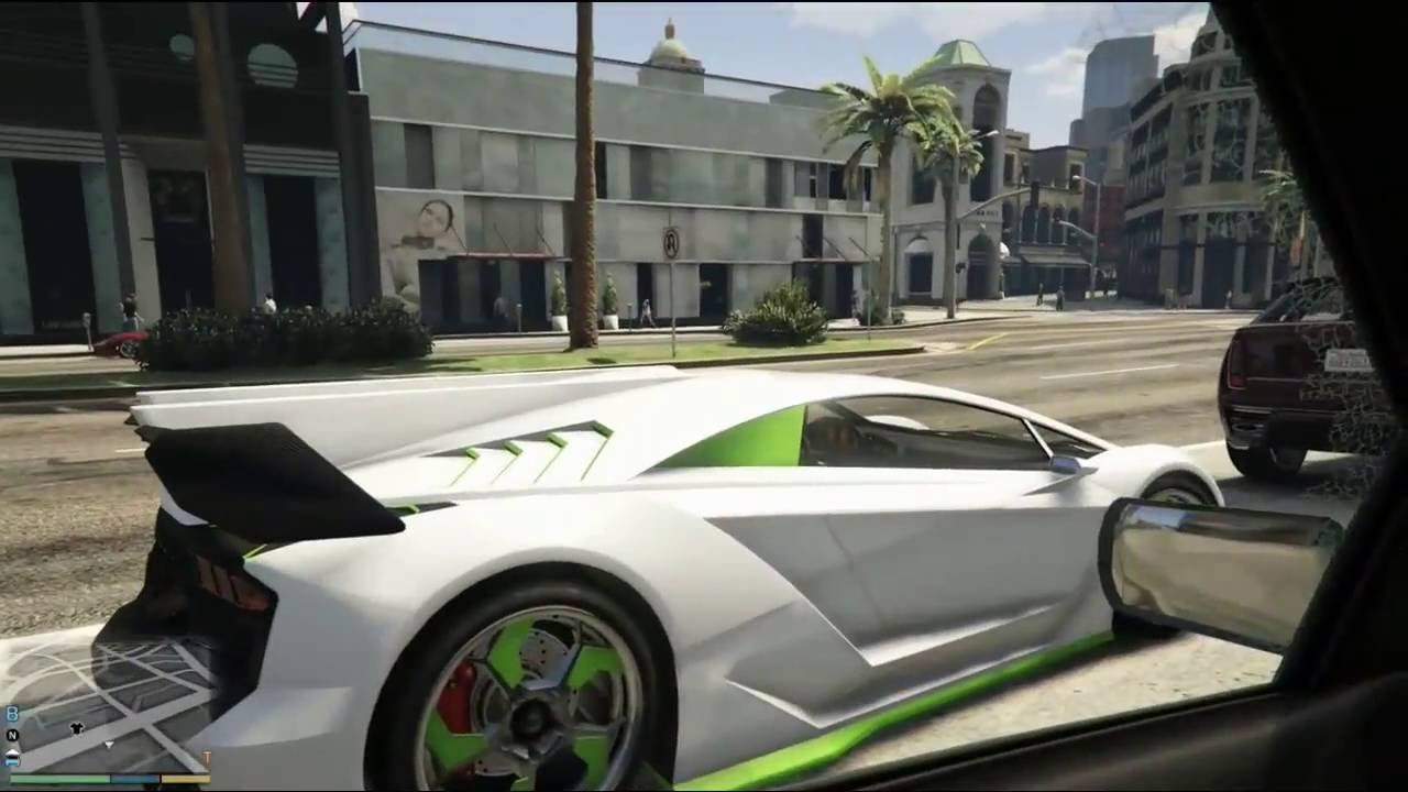 Grand Theft Auto V: How To Find The Pagassi Zentorno In Story Mode