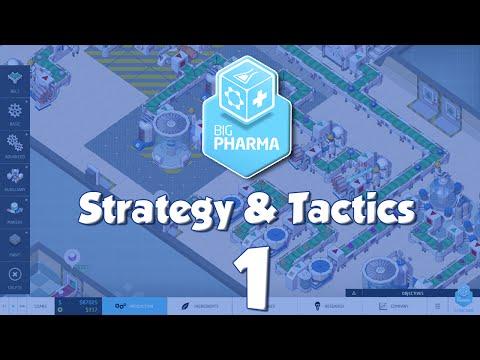 Big Pharma Strategy & Tactics 1: The Agressive Hipster Opener