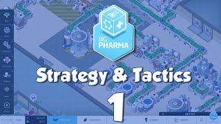 Big Pharma Strategy & Tactics 1: The Agressive Hipster Opener