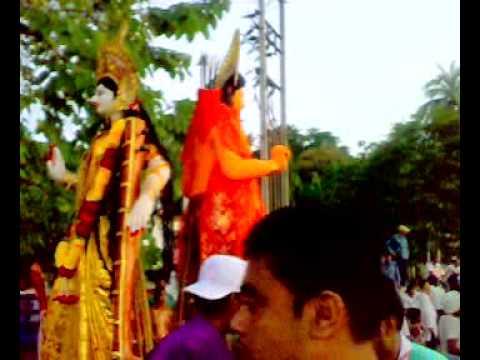 Lumding Durga puja 2011