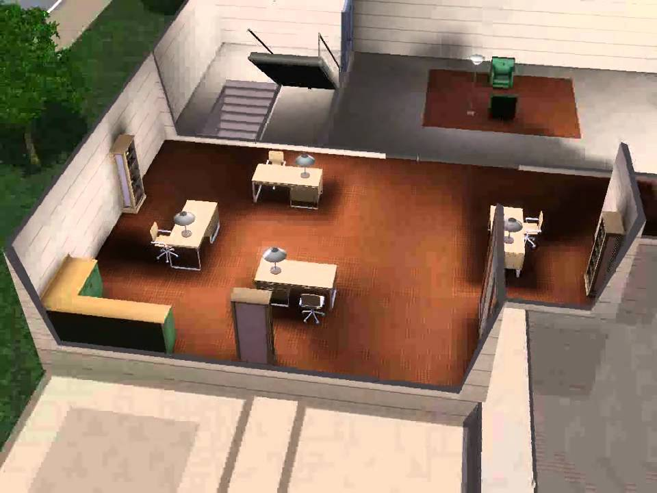 Download The Sims 3 Gothique Library Free
