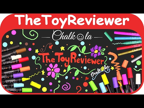 chalkola-chalk-markers-metallic-pens-window-jumbo-colors-unboxing-toy-review-by-thetoyreviewer