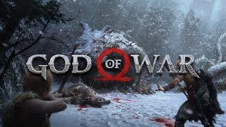 God of War 2018 (17) Smok