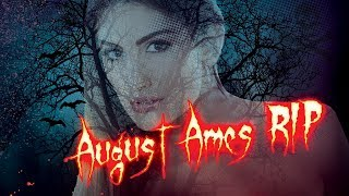 August Ames #RIP