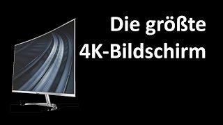 Die größte 4K-Bildschirm in der Welt