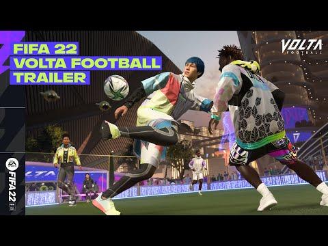 FIFA 22 | Official VOLTA FOOTBALL Trailer