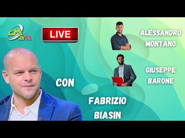 🔴 Derby Milan-Inter: parola a Biasin. Juve-Zidane |TUTTE Le ultime LIVE! - CMIT TV