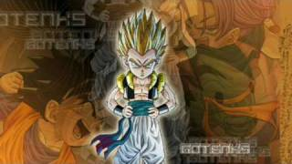 Dragon Ball Z soundtrack-Gotenks is born