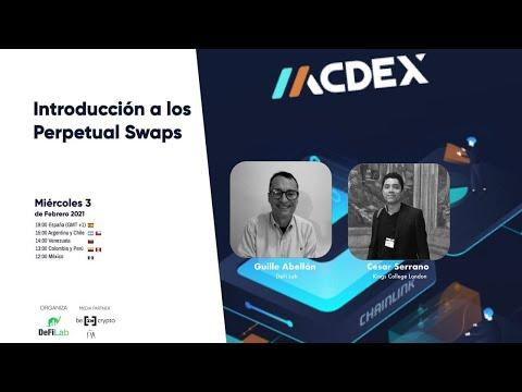 Introducción a los Perpetual Swaps