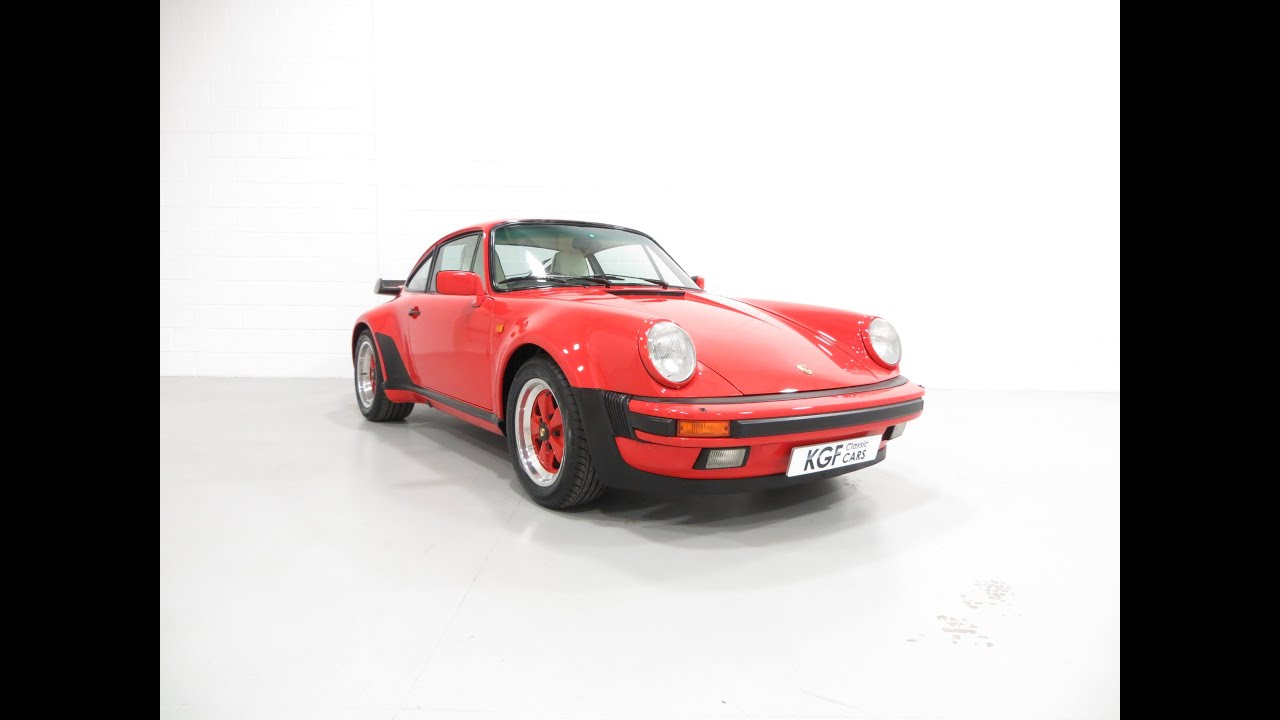 A legendary and aspirational porsche 911 turbo with just 50528 a legendary and aspirational porsche 911 turbo with just 50528 miles from new sold youtube vanachro Image collections