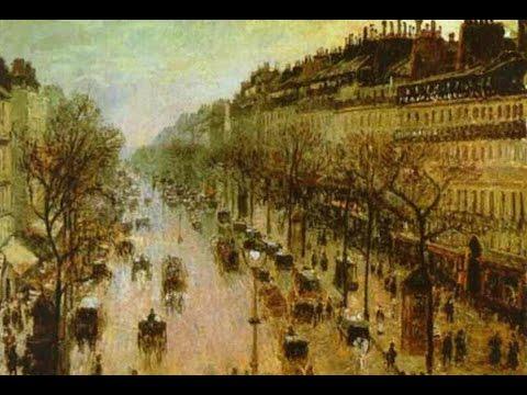 Turning the Pages of Paris - Lecture 2 - Fin de Siècle Paris.