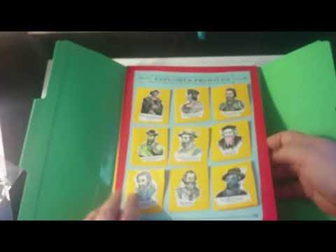 Sonlight American History Lapbook