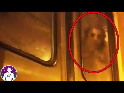 Atacado Por Un Fantasma: 5 Vídeos Paranormales Que Te Estremecerán