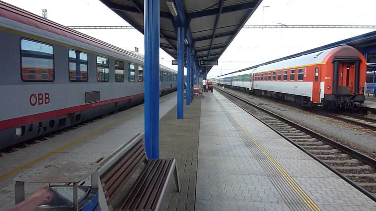 EC 173 Vindobona in Břeclav