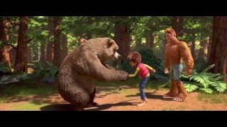 Стань легендой! Бигфут Младший - Русский трейлер (дублированный) 1080p