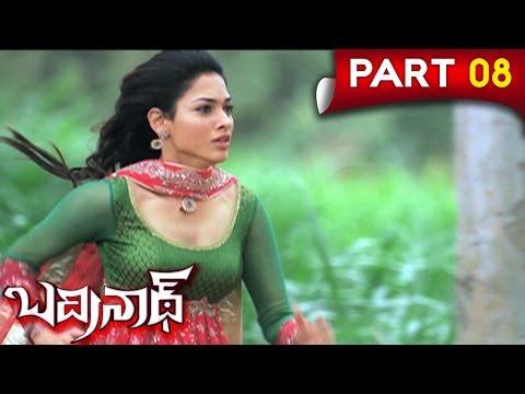 Badrinath Telugu Full Movie || Allu Arjun, Tamanna || Part 8