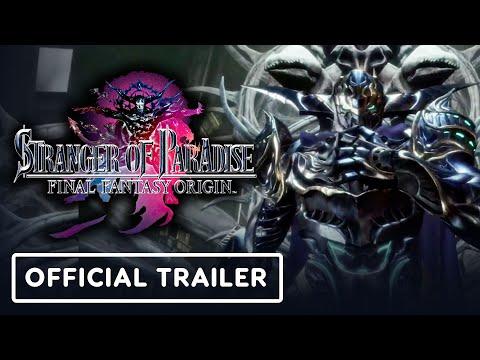 Stranger of Paradise: Final Fantasy Origin – Official Reveal Trailer (Soulslike) | E3 2021