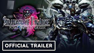 Stranger of Paradise: Final Fantasy Origin - Official Reveal Trailer (Soulslike) | E3 2021