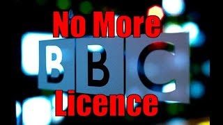 No More TV Licence - part 8, Report Blackmail letter to police