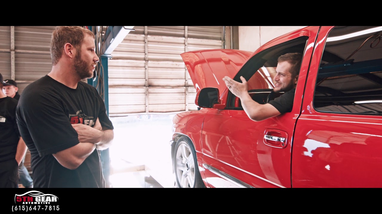 5th Gear Automotive Repair Hermitage TN (615)647-7815