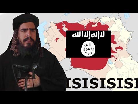 Estado Islâmico (الدولة الإسلامية) - ÁUDIO MELHORADO (#Pirula 86)