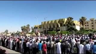 Detik detik penembakan di Masjid Sufi Sinai Mesir