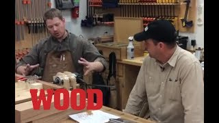 Ask WOOD Live! 3, 4.15.2016 -- WOOD Magazine