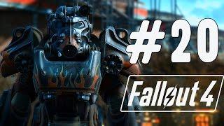 Стрим Fallout 4 Атомные коты и не только 20