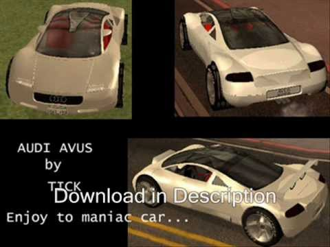 iGTASanAndreas418 - Audi Avus