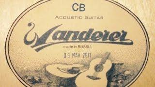 Ремонт акустической гитары (финальный обзор)