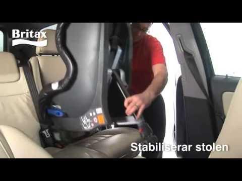 britax b safe car seat manual