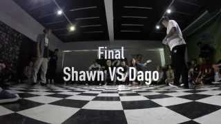 Pop Generation Popping Battle Vol.1--Final--Shawn VS Dago