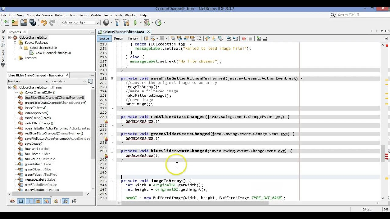 Java Jframe Size Change Listener | Frameswalls org