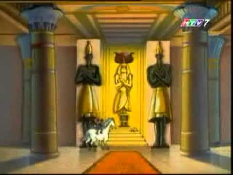 Xem phim hoạt hình Hoàng Tử Ai-Cập Môi se