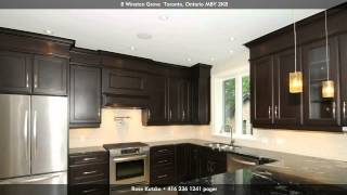 8 Winston Grove , Toronto M8Y 2K8, Ontario - Virtual Tour