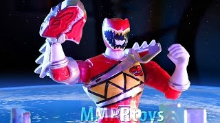 Power Rangers Dino Charge Episode 20 Recap & Dino Super Charge!