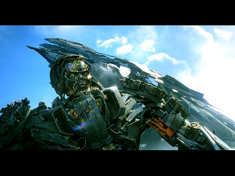 Transformers : Age of Extinction - Lockdown and Attinger Scene (1080pHD VO)