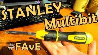 STANLEY Multibit = Fave ScrewDriver