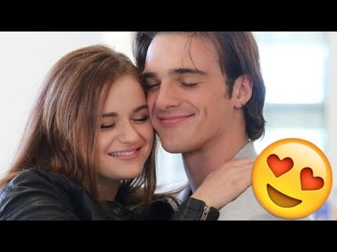 Joey King & Jacob Elordi 😍😍😍 - CUTE AND FUNNY MOMENTS (The Kissing Booth 2018) #2