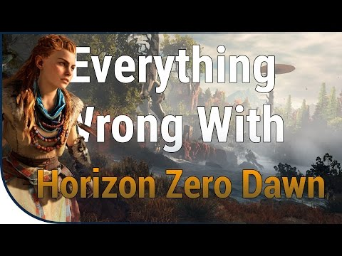 GAME SINS | Everything Wrong With Horizon: Zero Dawn