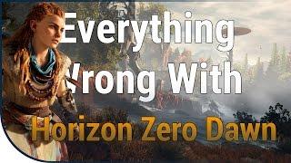 GAME SINS | Everything Wrong With Horizon: Zero Dawn