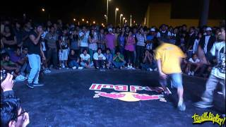 "TRUJILLO HIP-HOP FESTIVAL "" BBOY STREET CHAMPIONS 2011 FINAL """
