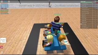 Roblox Musical Chairs with XXXTentacion