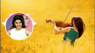 Anaganaganaga Full Lyrical Song ||Oh Baby Songs||Samantha Akkineni ,Naga Shaurya ||Mickey J Meyer