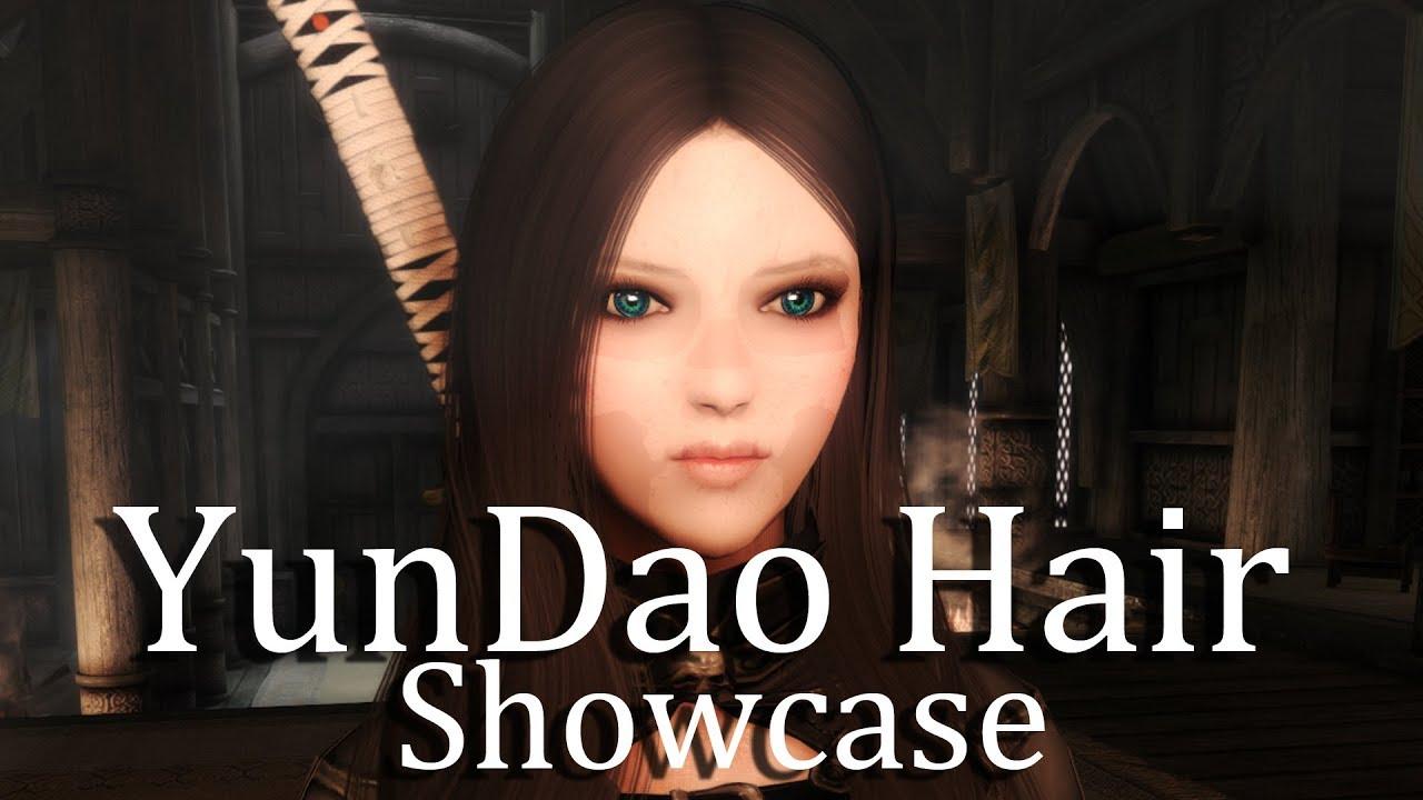 YunDao Hair SSE - showcase