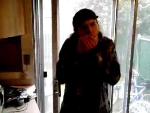 B-Boxing Harmonica at the same time by Chris Corni...